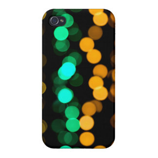 Glowing Light Pattern Covers For iPhone 4