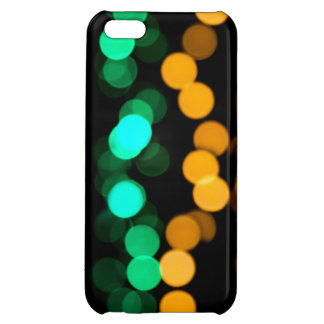 Glowing Light Pattern iPhone 5C Cover
