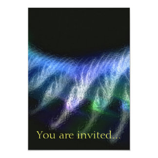 Glowing Lights 1 Card