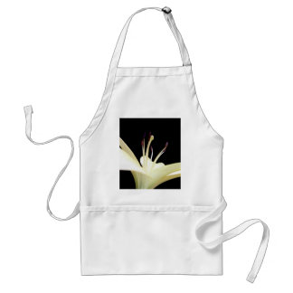 Glowing Lily Adult Apron