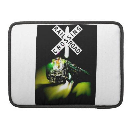 Glowing Locomotive Sleeve For MacBook Pro