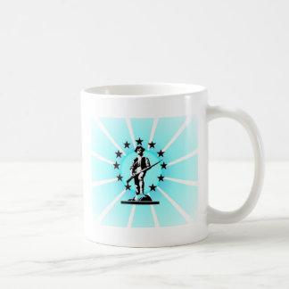 Glowing Minuteman Mugs