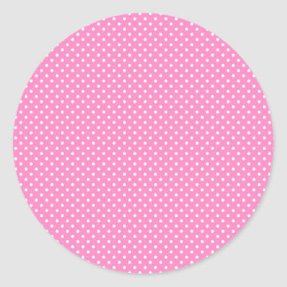 Glowing Moving Clean Giving Classic Round Sticker