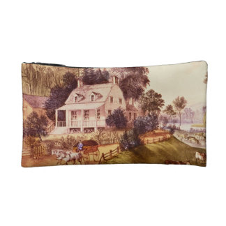 Glowing Moving Clean Giving Makeup Bag
