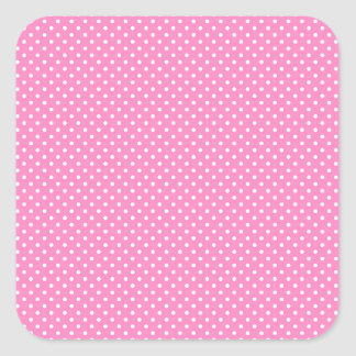 Glowing Moving Clean Giving Square Sticker