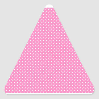 Glowing Moving Clean Giving Triangle Sticker
