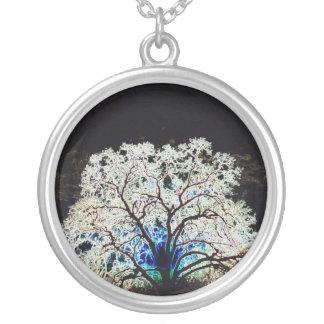 """""""Glowing Oak"""" Necklace"""