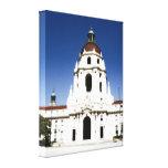 Glowing Pasadena's City Hall Gallery Wrap Canvas