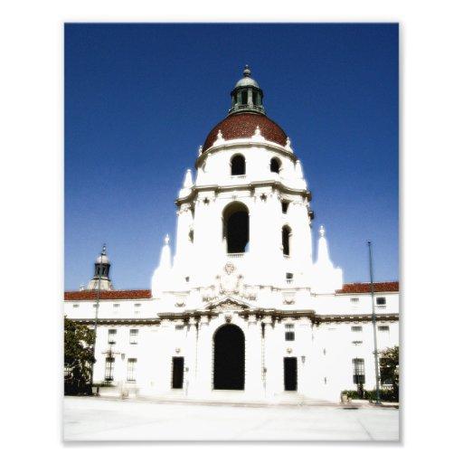 Glowing Pasadena's City Hall Photo