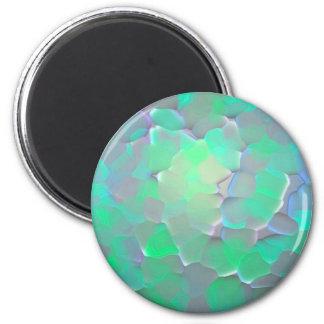 Glowing Pattern Magnet