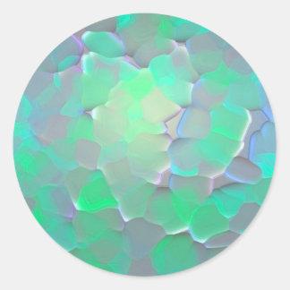 Glowing Pattern Sticker