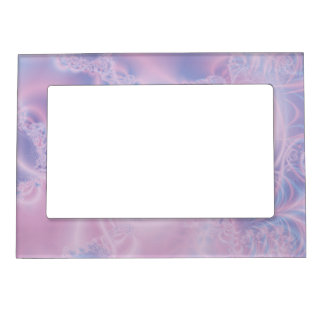 Glowing Pink Magnetic Picture Frame