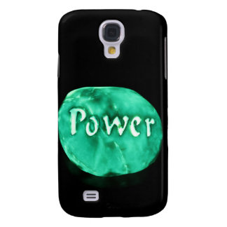 Glowing power rock samsung galaxy s4 cases