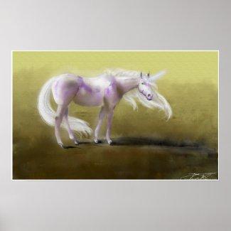 purple magic unicorn grass