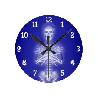 glow in the dark wall clocks zazzle