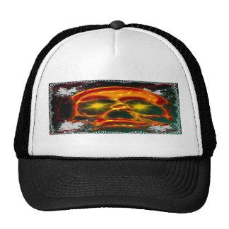 Glowing Skull Hat