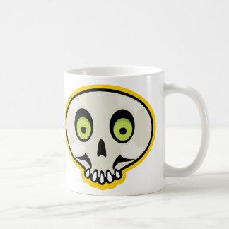 Glowing Skull Mug