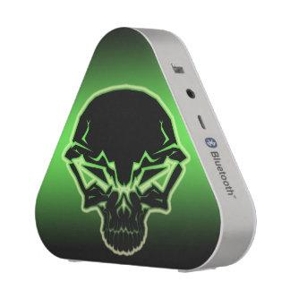 Glowing Skull Pieladium Speakers