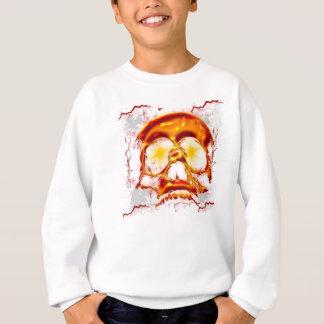Glowing Skull Sweatshirt