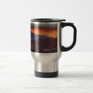 Glowing Sky 15 Oz Stainless Steel Travel Mug