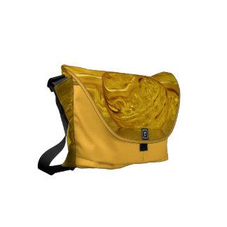 Glowing Small Messenger Bag