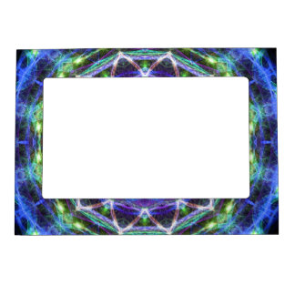 Glowing Star Kaleidoscope Magnetic Picture Frame