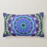 Glowing Star Kaleidoscope Pillows