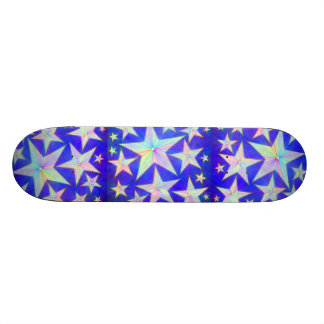 Glowing Stars Skateboard