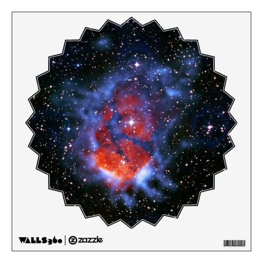 Glowing Stellar Nurseries RCW120 Wall Decal