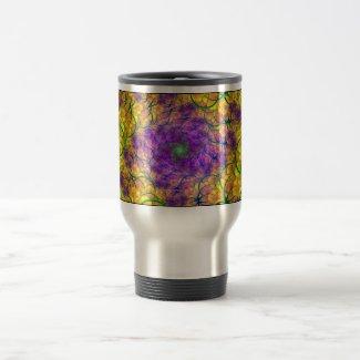 'Glowing Strandspiral' mug