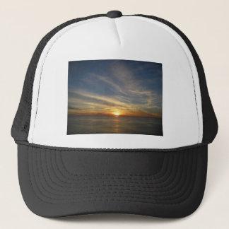 Glowing Sun: Trucker Hat