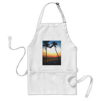Glowing Sunset Adult Apron