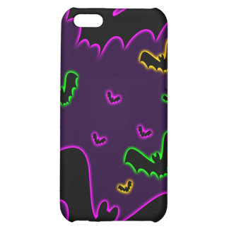 Glowing Vampire Bats iPhone Case Cover For iPhone 5C
