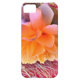 glowing white rose iPhone case