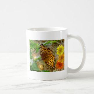 glowingantennae classic white coffee mug