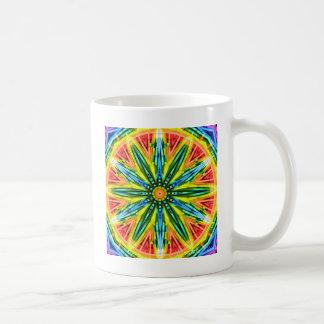 Glowstick Clock Coffee Mug