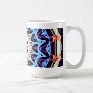 Glowstick Compass Coffee Mug
