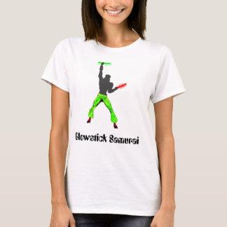 Glowstick Samurai T-Shirt