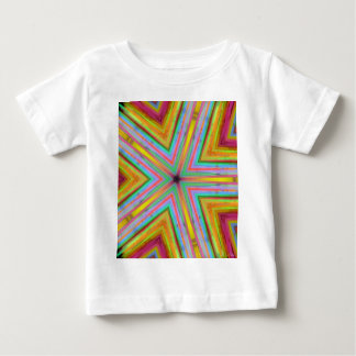 Glowstick Star Baby T-Shirt