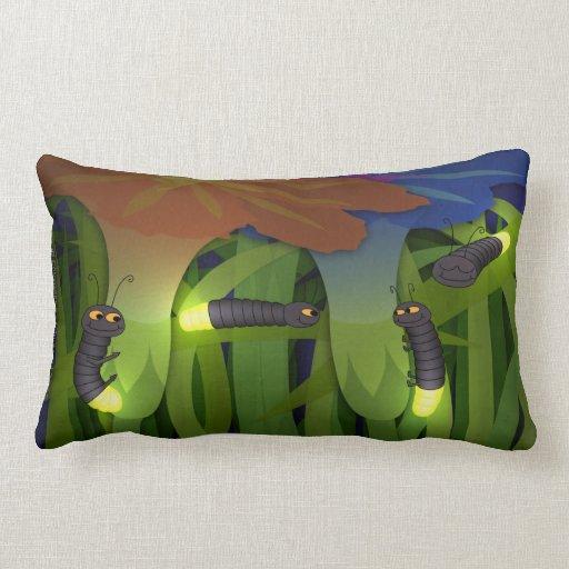 Glowworms Pillow