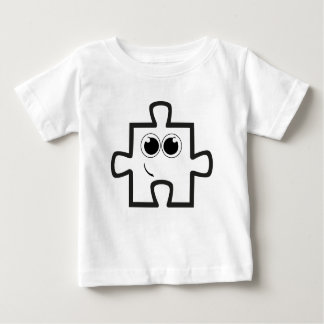 GlubschiPuzzle Babyshirt Camisas
