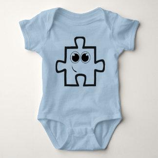 GlubschiPuzzle Body Tee Shirt