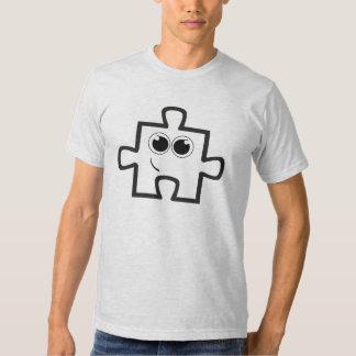 GlubschiPuzzle Shirt Poleras