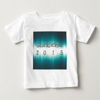 Gluckliches 2015.jpg baby T-Shirt