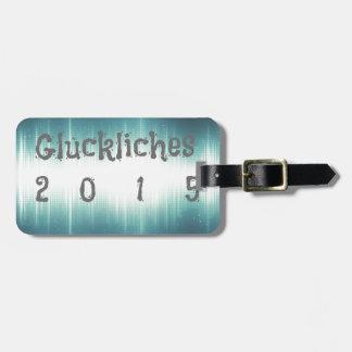 Gluckliches 2015.jpg etiquetas para equipaje