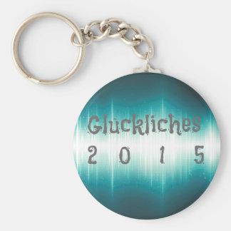 Gluckliches 2015.jpg key chains