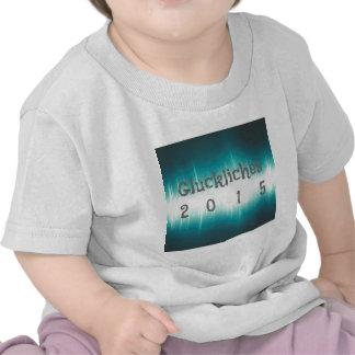 Gluckliches 2015.jpg camisetas