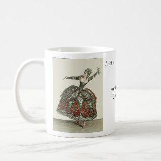 Gluck's Opera Armide Coffee Mug
