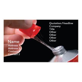 Glue Business Card