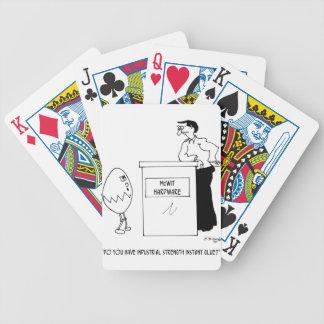 Glue Cartoon 6130 Bicycle Playing Cards